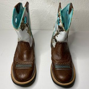 Ariat Cowboy Boots for women Size 9 B